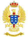 General Captaincy of the Canary Islands, Spanish Army.png