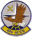 42nd Airborne Command and Control Squadron, US Air Force.png