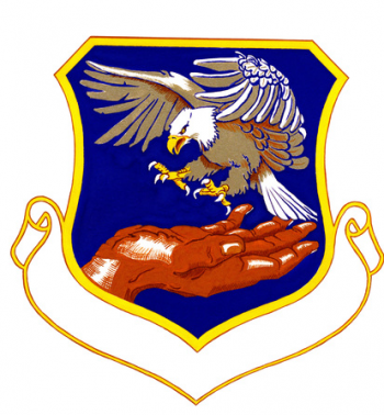 Coat of arms (crest) of the 67th Combat Support Group, US Air Force