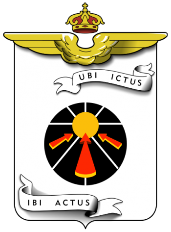 Coat of arms (crest) of the 2nd Fighter Wing, Regia Aeronautica