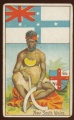 Arms, Flags and Folk Costume trade card Cope's (cigarettes)