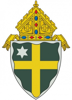 Arms (crest) of Diocese of Grand Island