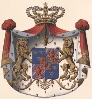National Arms of Sweden