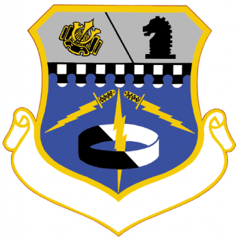 Coat of arms (crest) of the 6920th Electronic Security Group, US Air Force