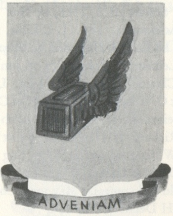 Coat of arms (crest) of the 315th Troop Carrier Group, USAAF