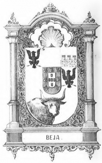 Arms of Beja
