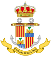 Naval Command of Palma de Mallorca, Spanish Navy.png