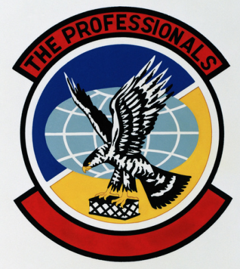 Coat of arms (crest) of the 67th Aerial Port Squadron, US Air Force
