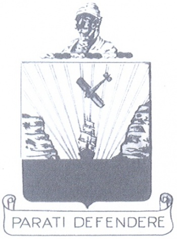 Arms of 6th Air Mobility Wing, US Air Force