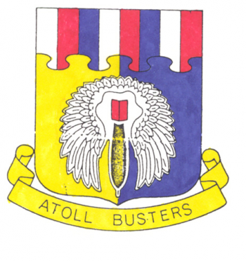 Coat of arms (crest) of the 30th Bombardment Group, USAAF