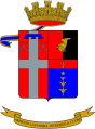 21st Artillery Regiment, Italian Army.png