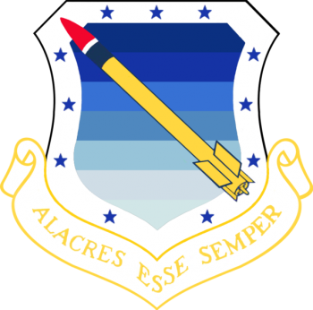 Coat of arms (crest) of the 11th Air Division, US Air Force