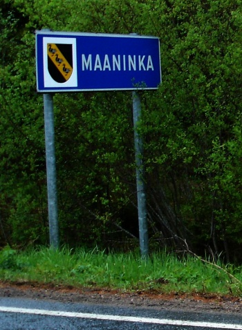 Arms of Maaninka