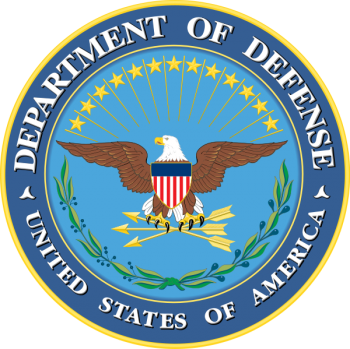 Flag of the Department of Defense