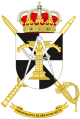 Ceuta Construction Command, Spanish Army.png