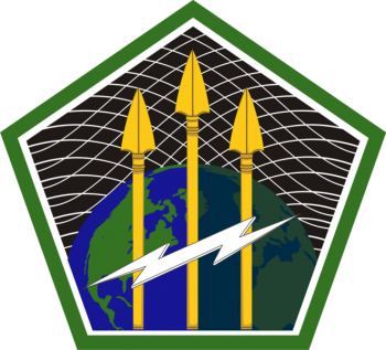 Arms of US Army Cyber Command