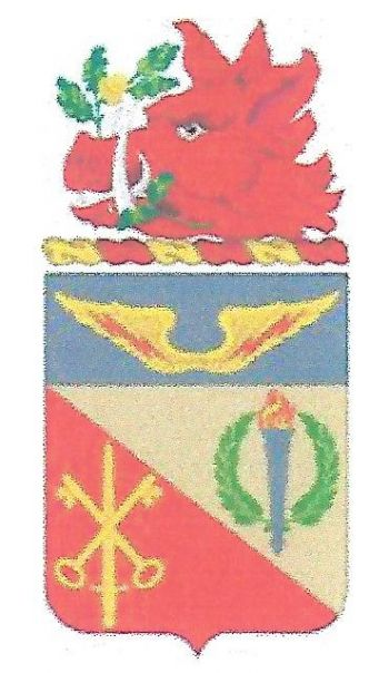 Arms of 201st Quartermaster Battalion, Georgia Army National Guard