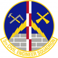 5th Civil Engineer Squadron, US Air Force.png
