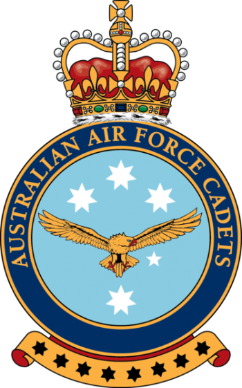 Coat of arms (crest) of the Australian Air Force Cadets
