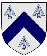 Arms of Walsh Hall, University of Notre Dame
