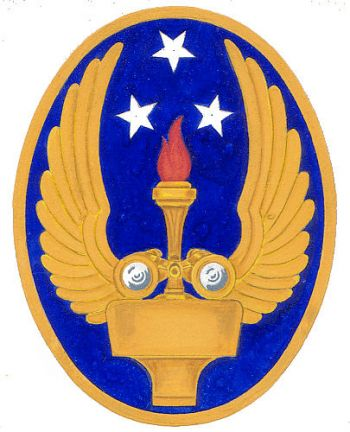 Coat of arms (crest) of the 356th Fighter Group, USAAF