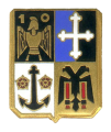 10th Engineer Regiment, French Army.png