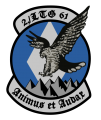 2nd Squadron, 61st ATW, German Air Force.png