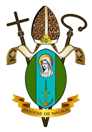 Arms (crest) of Diocese of Nacala