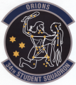 34th Student Squadron, US Air Force.png