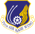 75th Air Base Wing, US Air Force.png