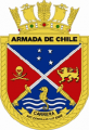 Submarine Carrera (SS-22), Chilean Navy.png