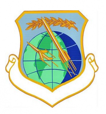 Coat of arms (crest) of the 13th Air Division, US Air Force
