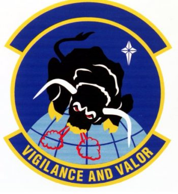 Coat of arms (crest) of the 21st Civil Engineer Squadron, US Air Force
