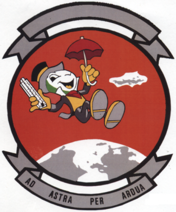 Coat of arms (crest) of the 3rd Aerial Port Squadron, US Air Force