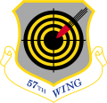 57th Wing, US Air Force.png