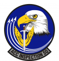 Air Combat Command Inspection Squadron, US Air Force.png
