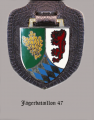 Jaeger Battalion 47, German Army.png