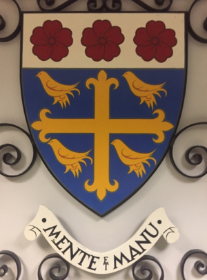 Coat of arms (crest) of Queensferry High School