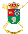 Logistics Services and Mechanical Workshops Unit 112, Spanish Army.png