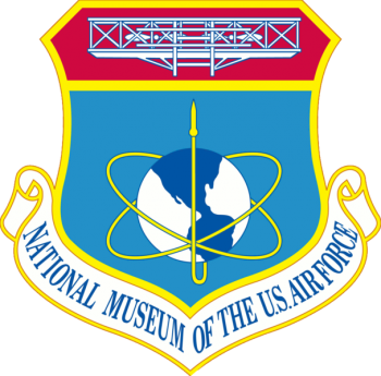 Coat of arms (crest) of the National Museum of the US Air Force