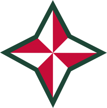 Coat of arms (crest) of the 48th Infantry Division (Phantom Unit), US Army