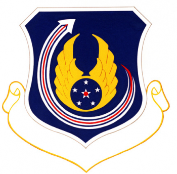 Coat of arms (crest) of the Cataloging and Standardization Center, US Air Force
