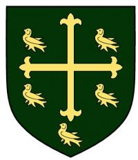 Arms of Saint Edwards Hall, University of Notre Dame