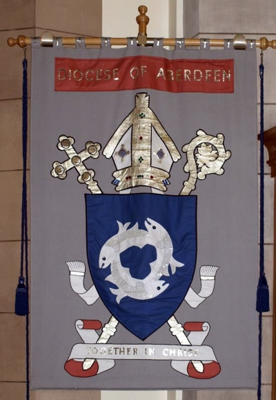 Arms (crest) of Diocese of Aberdeen