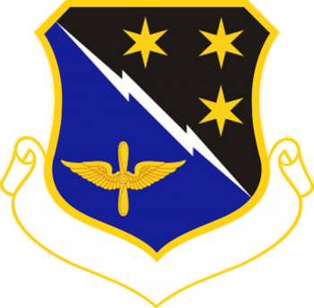 Coat of arms (crest) of the Air and Space Basic Course, US Air Force