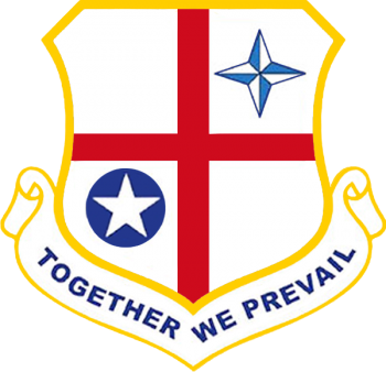 Coat of arms (crest) of the 420th Air Base Group, US Air Force