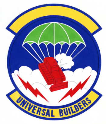 Coat of arms (crest) of the 459th Civil Engineer Squadron, US Air Force