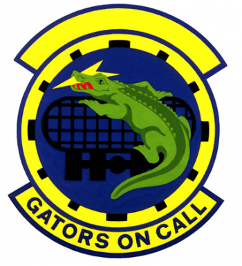 Coat of arms (crest) of the 629th Tactical Control Flight, US Air Force