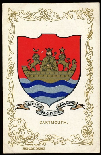 Arms (crest) of Dartmouth