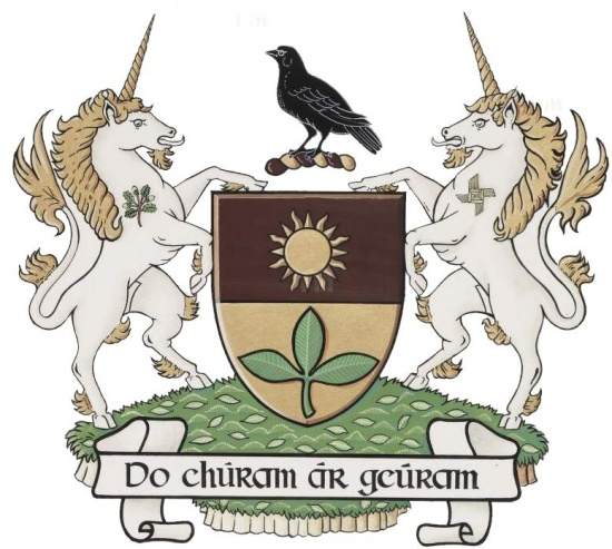 Arms of Eastern Regional Health Authority
